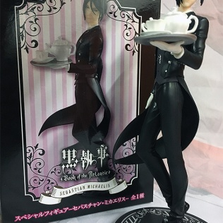 furyu black butler sebastion 0002