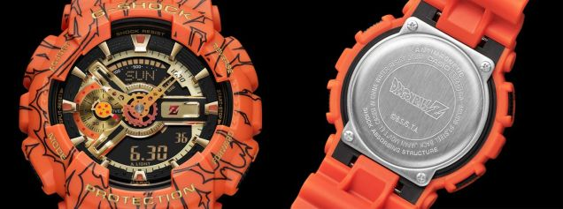 G-shock-dragon-ball-z 0001