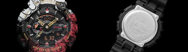G-shock-one piece 0001
